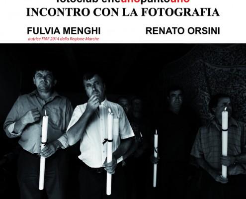 Serata con gli autori / Fulvia Menghi e Renato Orsini